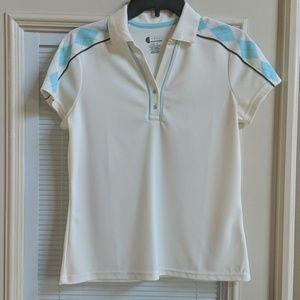 NWOT IZOD women's S golf shirt